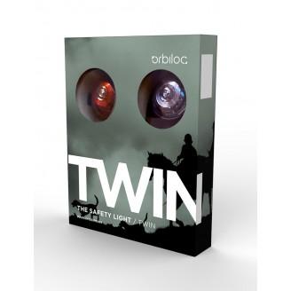 Orbiloc Twin Säkerhetslampa *FRAKTFRITT*