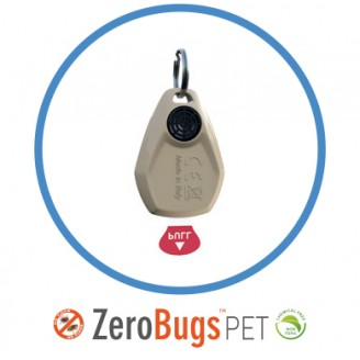 Fästingavvisare ZeroBugs Pet (Fraktfritt)